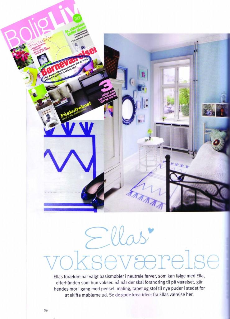 BoligLiv, Ella's værelse