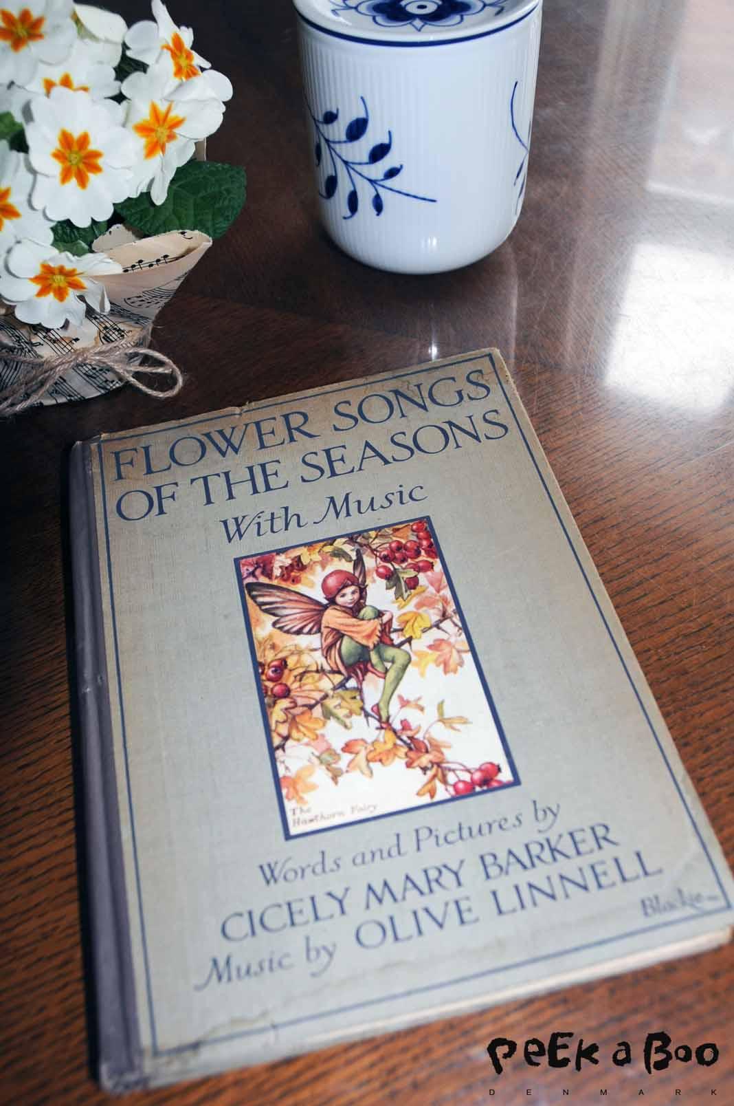 Flower songa of the seasons....I love it !