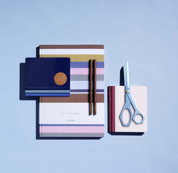 The daily Fiction from Normann Copenhagen. The blue metal scissor are my favorite of the collection.